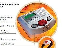 Visonic presenta su sistema de alarmas Amber especial para el cuidado de personas de la tercera edad