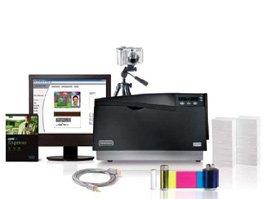 Conozca el Sistema de generación de tarjetas de identificación IDentiphoto C-30