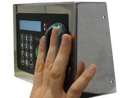 Kimaldi presenta su terminal biométrico FingerVein durante SICUR