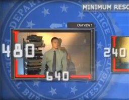 El FBI explica qué imagenes de videovigilancia son válidas para la seguridad pública