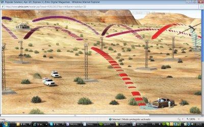 """Obama echa el freno al  """"Muro Virtual"""" de Boeing en la frontera USA-México, un auténtico banco de pruebas de las tecnologías para la Seguridad"""