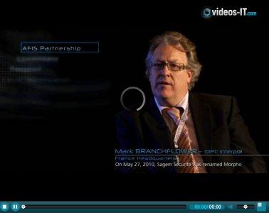 Casos en vídeo de implementación de los sistemas de identificación biométrica para Policía y Control de Fronteras de Morpho