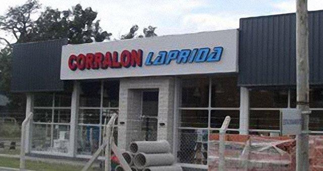Corralón Laprida equipó sus sucursales de Quilmes y Hudson, en Buenos Aires, con el sistema DVR Pro Basic 608 y 15 cámaras de Alta Definición