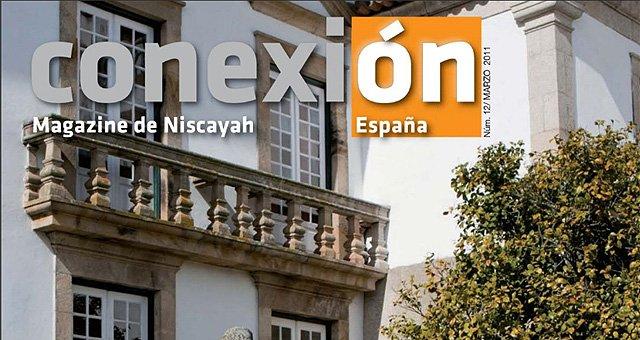 Revista Conexión España, Magazine de Niscayah marzo 2011