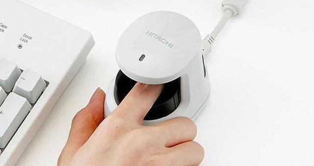 Kimaldi comercializa en España el nuevo lector de venas del dedo Hitachi H-1.