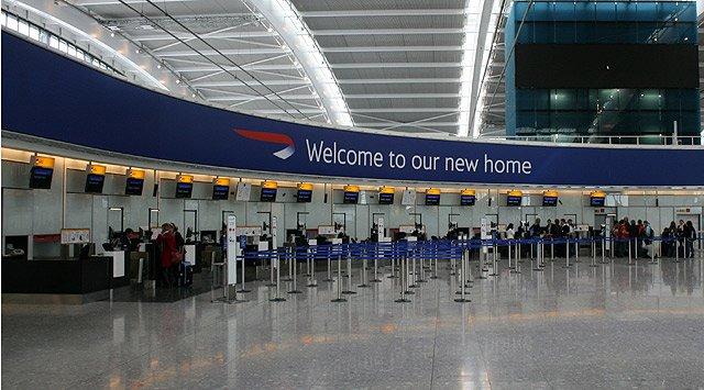 Controlan en Heathrow el acceso a las puertas de embarque con Reconocimiento Facial