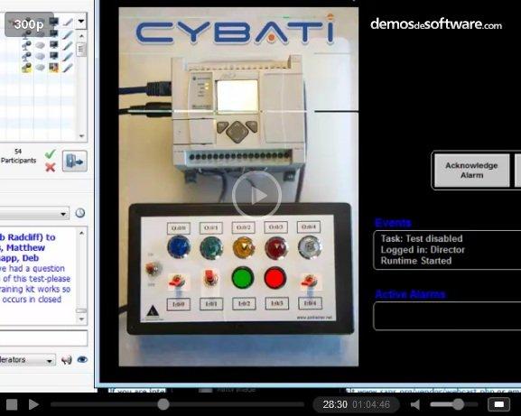 Cómo gestionar las principales vulnerabilidades de los sistemas de control industriales. Webinar en inglés de una hora. Por Nitrosecurity.