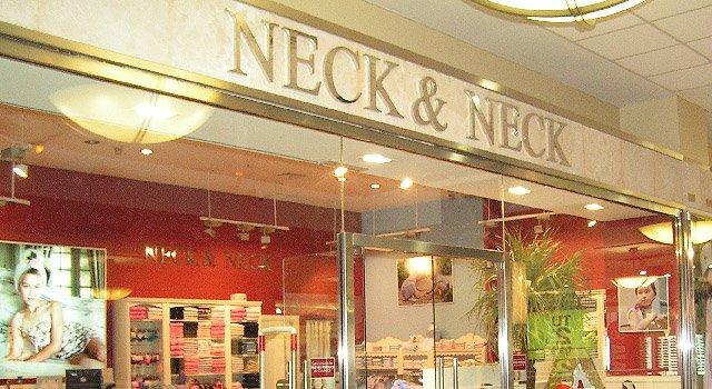 La cadena de tiendas de ropa infantil Neck & Neck implementa cámaras de vídeo IP de Axis y el software de análisis de vídeo de Cognimatics