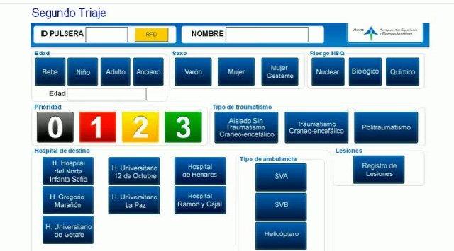 Implantación en Aeropuerto de Barajas de CRIMA, sistema de RFID y software para gestión emergencias de Treelogic. Webinar de 50 minutos.