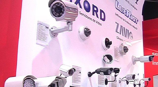 SICUR 2012: Vídeo-reportaje de novedades presentadas en su área de Security