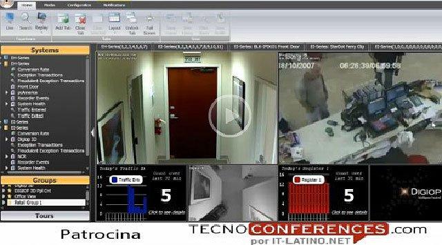 I Conferencia Online sobre tecnologías de Video análisis para Seguridad, retail, prevención de fuego... 8 horas de webinars.