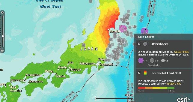 La importancia del Big Data y los mapas en los servicios de emergencia
