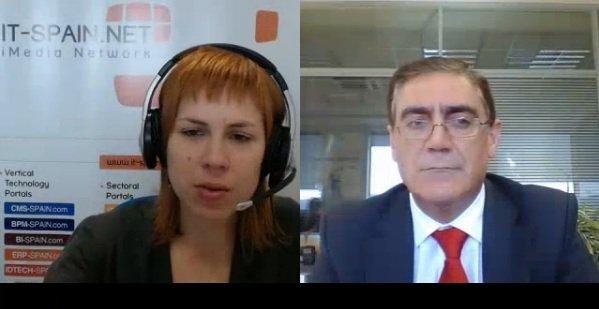 Inycom explica su oferta IT para grandes empresas, con innovadores servicios como el hacking ético. Vídeo-entrevista de 20 min.