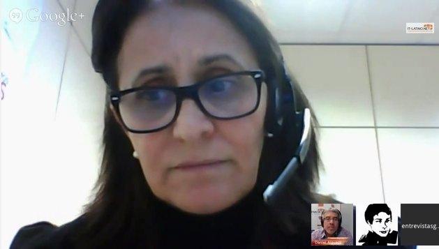 Entrevista a Isabel Tovar, responsable del área TIC de la empresa GMV