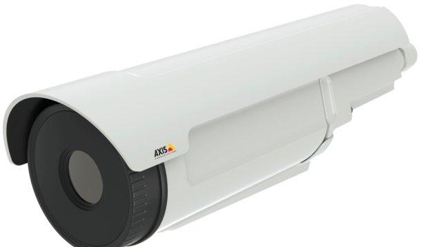 Axis lanza cámaras con alarma de temperatura para controlar en remoto equipamiento crítico