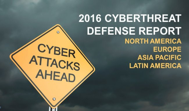 2016 Cyberthreat Defense Report de ikanow.com [PDF]