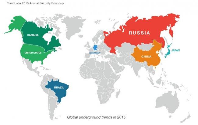 Informe de Ciberseguridad Trend Micro 2015 [PDF completo]