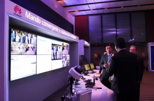 Huawei y Hexagon ofrecen solución integral para departamentos de emergencia