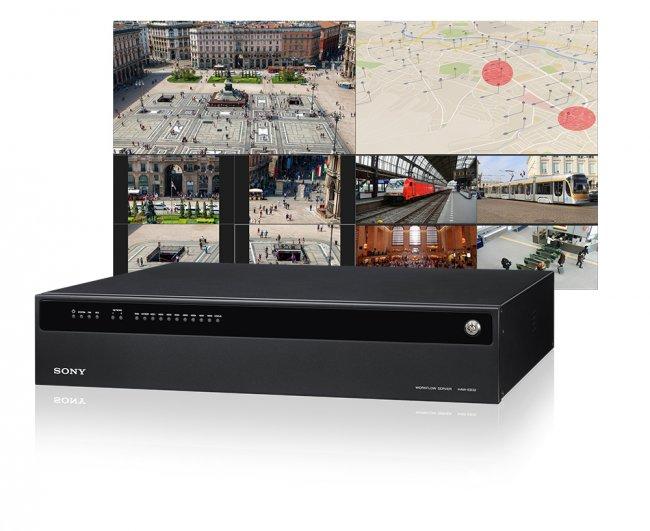 Nuevos dispositivos de almacenamiento para videovigilancia de Sony