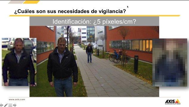 Soluciones Axis para Video análisis y reconocimiento facial [Webinar en español]