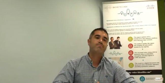 Firma electrónica avanzada y reconocimiento mediante voz con biometricvox.com