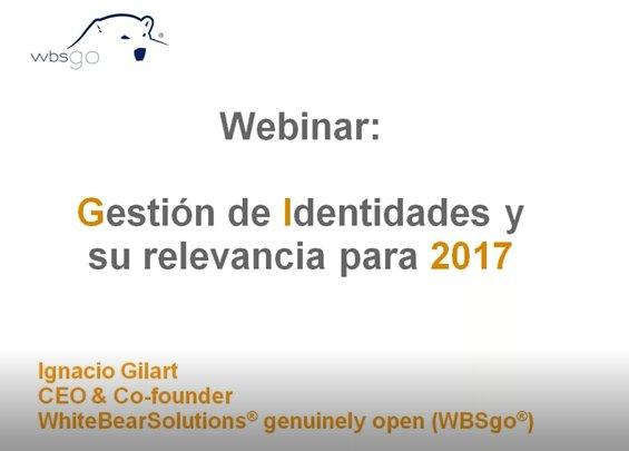 Introducción para IT a la Gestión de Identidades [Webinar de 1 hora]