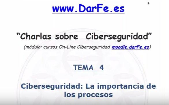 Seguridad en Redes: La importancia de los Procesos. Por Alejandro Corletti. [Webinar de 80 min]